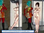 Metrobay comix - All Dolled Up 1-9