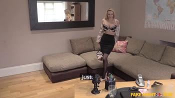 HD FakeAgentUK E267 Amber Jayne