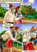 ComicDT - Sexy Teacher Western xxx comic