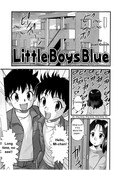Little Boys Blue by Juan Gotoh