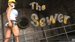 Namijr  Busty Blonde babe gets fucked hard by a monster in The Sewer Comic