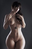 sexy girl sexy curvy hips naked body