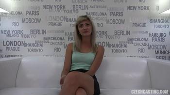 HD Czech Casting Karolina 0816