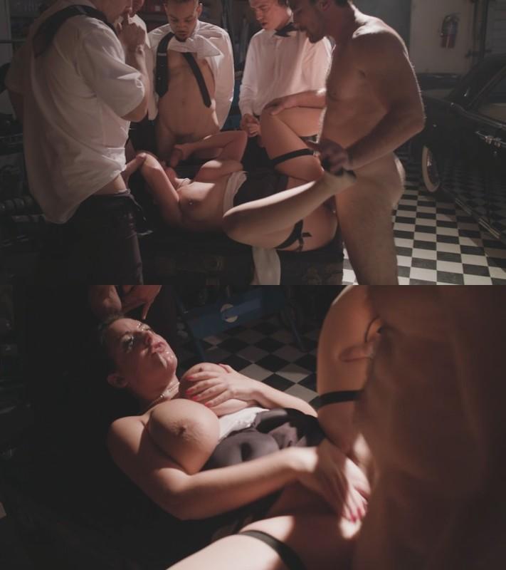 Angela White [Evilangel] Psychotic Behavior, Scene 2 Hard Anal