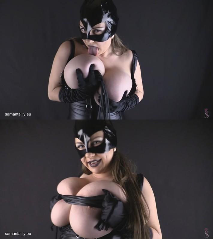Samanta Lily – Busty Batman [SamantaLily.Eu]