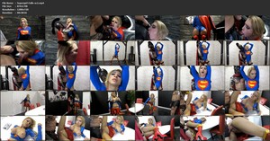 Alix Lynx - Supergirl Falls to the God of War sc1 in HD