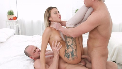 Anna Thorne aka Katrin Tequila - The Harder The Better
