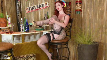 Zara Durose - Getting Freaky In The Tiki, HD, 720p