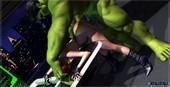 Mongo Bongo - Hulk & Black Widow