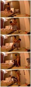 年輕情侶從浴室壹直幹到床(AVI@RG@456MB)