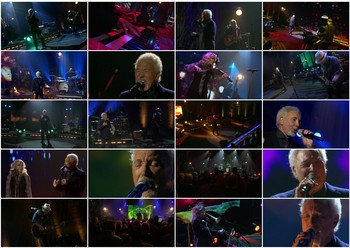 Tom Jones with Alison Krauss - Live on Soundstage (2017) [BDRip 1080p]