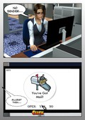 Expansion 3d comic by SitriAbyss - The Office Bimbo
