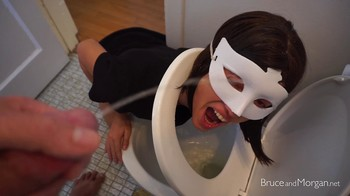 BruceAndMorgan – Toilet Punishment