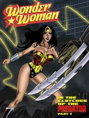 Matt Johnson Wonder Woman vs Predator Ch  1-3