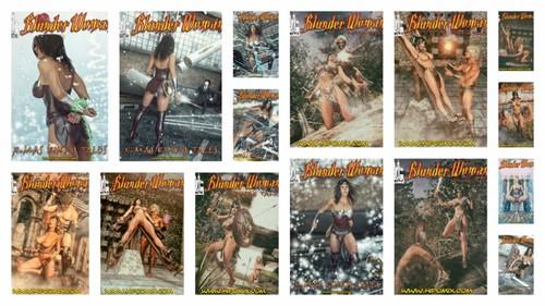 Mitru - Blunder Woman - X-Mas Kinky Tales (full)