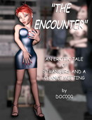 """THE ENCOUNTER"" – An Erotic Tale of Strangers and a Chance Meeting"