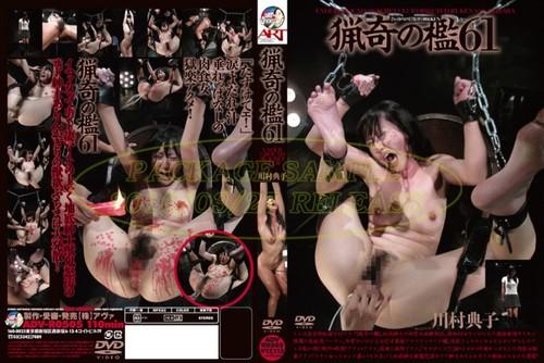 ADV-R0505 The BDSM Porn Bizarre Cage 61