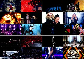 Madonna - Rebel Heart Tour (2017) [BDRip 1080p]