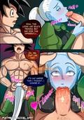 dragon ball sex comic