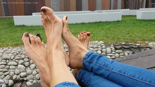Big sexy soles
