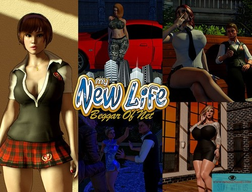 Free download porn game: Beggar Of Net - My New Life - Version 1.6 Test version - Study addict