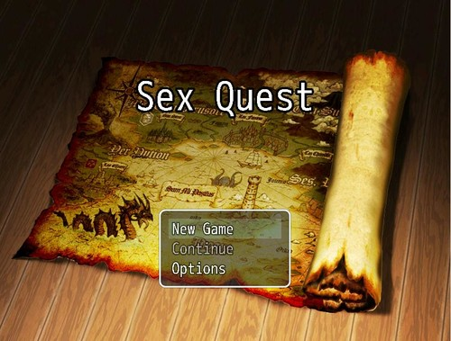 Free download porn game: Hornyninja - Sex Quest - Version 0.7.2