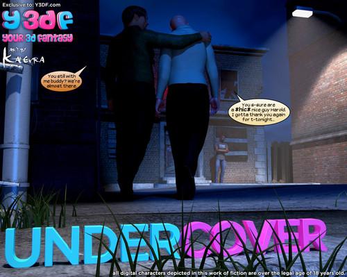 Free download porn comics: Y3DF – Undercover