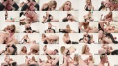 Strapdomme: Aiden Starr Dominates Slave And Impales Him With Her Strap-On - Aiden Starr