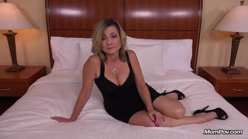 Mompov.com -  Clarice 49 year old good times Vegas MILF
