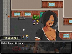 Sister sex Rpg game