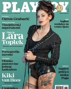 Playboy Croatia - July 2017
