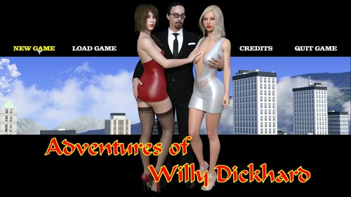 Adventure of Willy D – Version 0.0.4