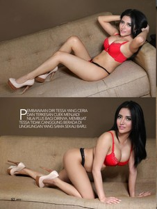 Tessa Ayu - GRESS Indonesia Hot Model
