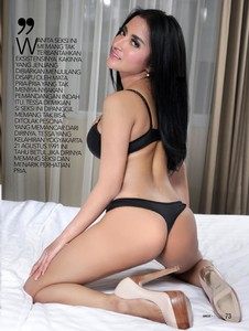 Tessa Ayu - GRESS Indonesia Hot Model
