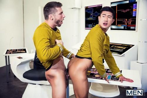 MEN – Star Trek: A Gay XXX Parody Part 3 (Henier Lo & Rod Pederson)