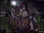 Caugar - Fun Demon Girls 3D Artwork