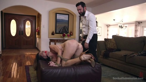 Sex And Submission - Hacienda Takedown, Silvia Saige, humiliation, Corporal Punishment, Rough Sex 17.07.21-720p