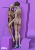 Sezqya - wonderful 3d porn art