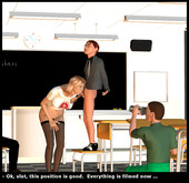 Banged Teacher