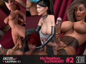 3DSimon – My StepMom Is a DickGirl 2