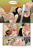 New adult comic Pieexpress - School Daze - X-men sex parody - Ongoing