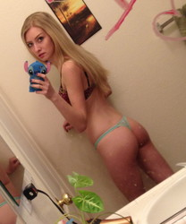 Teen selfie nud sx think, that