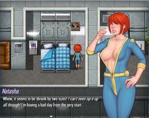 Fallout cartoon pornoCandice Michelle lesbische porno