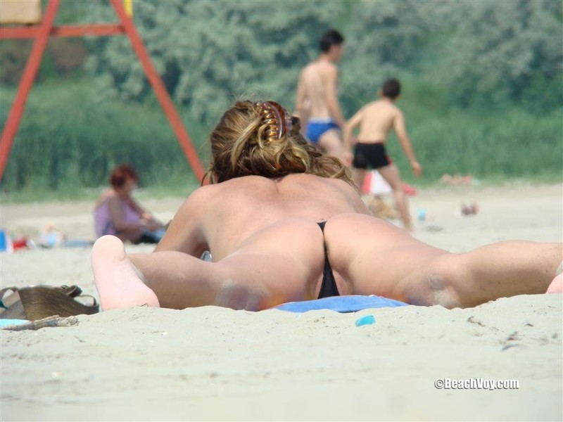 Beach Voyeur Cams | Public Nudity | Nude At Beach | Spied To... - Page 76