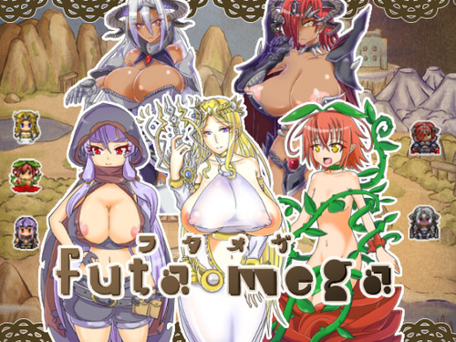 Free download hentai porn game: フタメガ / FutaMega