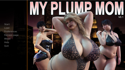 Chaixas-Games - My Plump Mom - Version 0.1