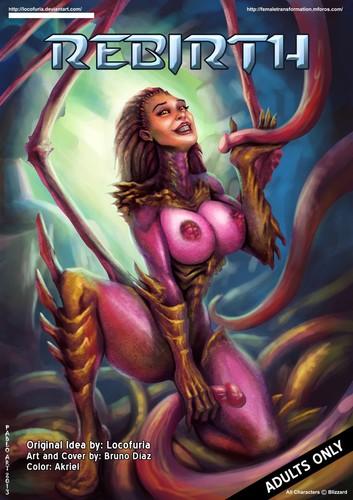 Locofuria - StarCraft Rebirth
