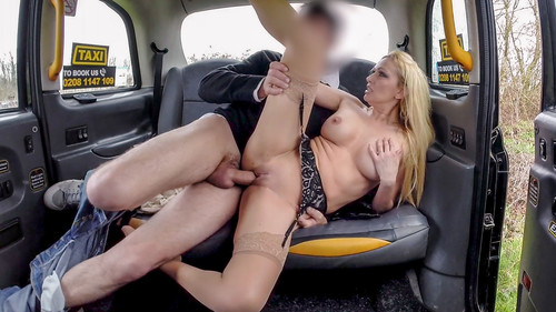 Fake Taxi - Amber Jayne (Driver Gets More Than A Flash)