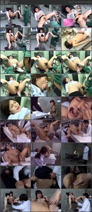 KPSD-01 Pelvic examination: disgraceful medical care Part 7 5 - Shame, Schoolgirl, Pregnant, Married Woman, Enema