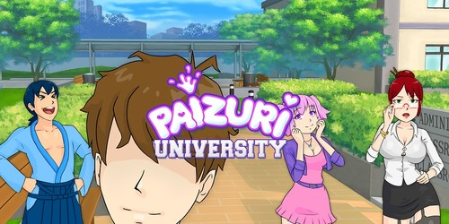 Zuripai Games - Paizuri University - Version Prologue v1.3.0 + Chapter 1 v1.0.0 + Chapter 2 v0.0.4